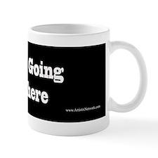 Boldly Going Nowhere Small Mug