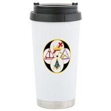 York Rite Bodies Travel Mug