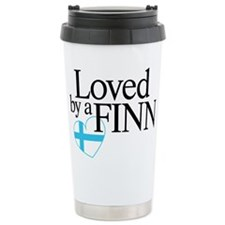 Cute Suomi Travel Mug