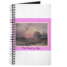 Cute Pyramids giza Journal