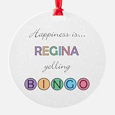 Regina BINGO Ornament
