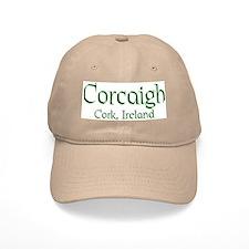 County Cork (Gaelic) Baseball Baseball Cap
