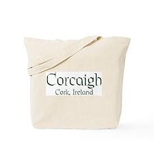 County Cork (Gaelic) Tote Bag