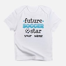 Personalized Future Soccer Star Infant T-Shirt