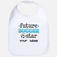 Personalized Future Soccer Star Bib