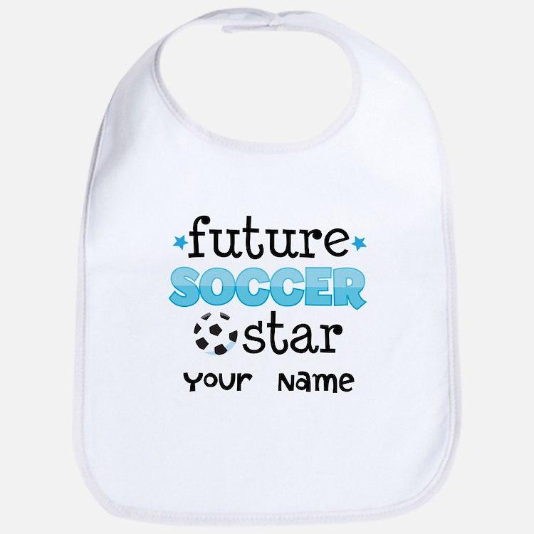 Personalized Future Soccer Star Bib