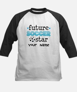 Personalized Future Soccer Star Kids Baseball Jers