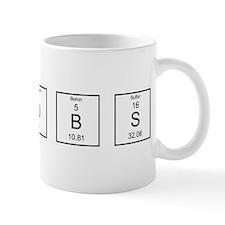 Periodic BOOBS Mug