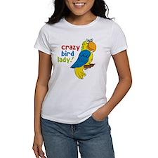 Crazy Bird Lady Tee