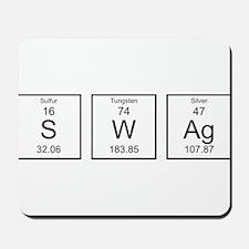 Periodic Table SWAg Mousepad
