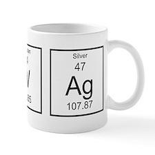 Periodic Table SWAg Small Mug