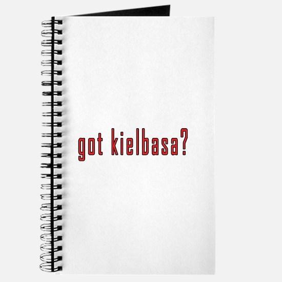 got kielbasa? Journal