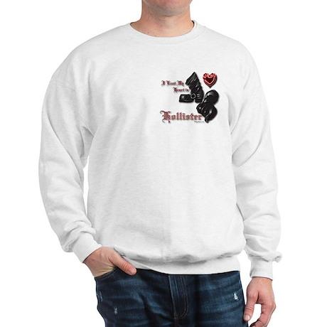 Hollister Valentine Sweatshirt