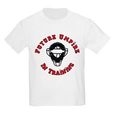 Future Umpire Kids T-Shirt