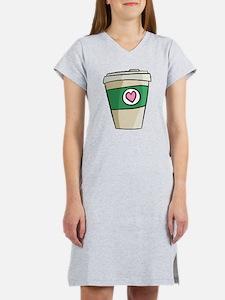 Coffee Love Women's Nightshirt