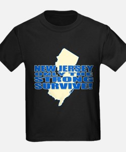 New jersey Strong T