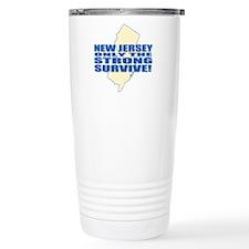 New jersey Strong Travel Mug