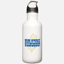 New jersey Strong Water Bottle