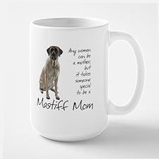 Mastiff Mom Large Mug