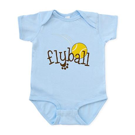 Fly Ball Infant Bodysuit