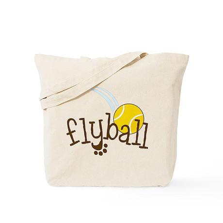 Fly Ball Tote Bag
