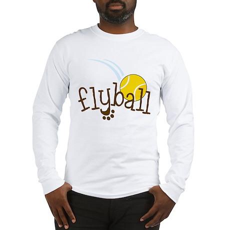 Fly Ball Long Sleeve T-Shirt