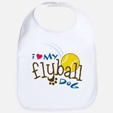 Fly Ball Dog Bib