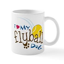 Fly Ball Dog Mug