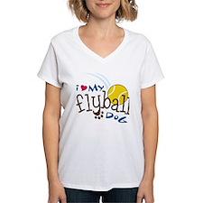 Fly Ball Dog Shirt