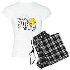 Fly Ball Dog Pajamas