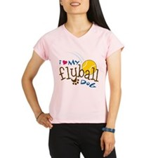 Fly Ball Dog Performance Dry T-Shirt