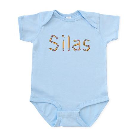 Silas Pencils Infant Bodysuit