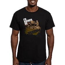 4x4 ATV Muddin T-Shirt
