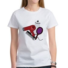 Hair Styling Supplies Tee