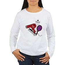 Hair Styling Supplies T-Shirt