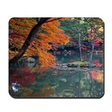 Kyoto Autumn Mousepad