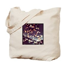 Party Light Tote Bag