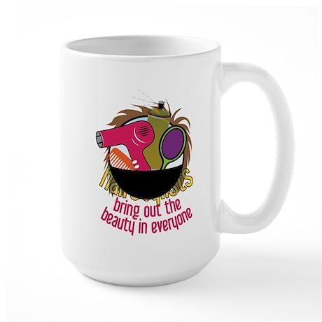Beauty In Everyone Large Mug