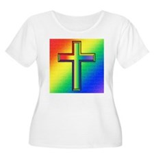 Cross Pillow.png T-Shirt