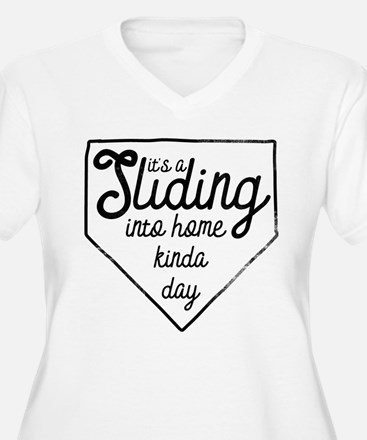It's A Sliding In T-Shirt