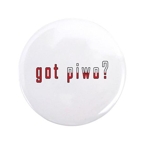 "got piwo? Flag 3.5"" Button"