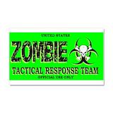 "Zombie 12"" x 20"""