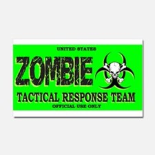 Funny Zombie Car Magnet 20 x 12