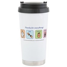 Cute Aba autism Travel Mug