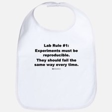 Lab Rule #1 - Bib