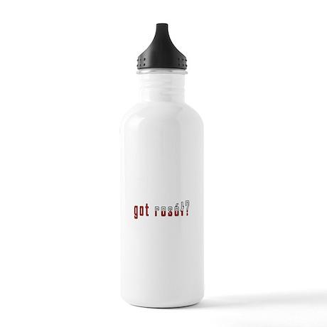 got rosol? Flag Stainless Water Bottle 1.0L