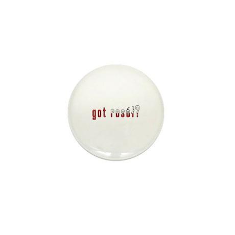 got rosol? Flag Mini Button (100 pack)