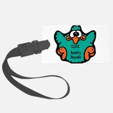 cluck-anxiety-disorder.png Luggage Tag