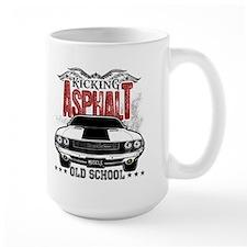 Kicking Asphalt - Challenger Mug