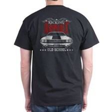 Kicking Asphalt - Challenger T-Shirt